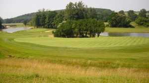 Golf Mala Ida