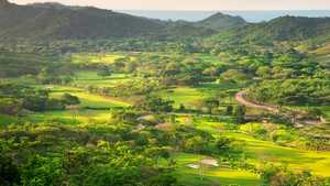 Guacalito GC: Aerial view