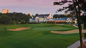 Pine Lakes CC: Clubhouse