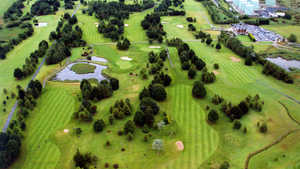 Shannon GC: Aerial view