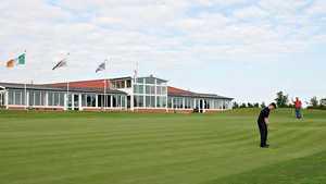 Fernhill GCC: Clubhouse