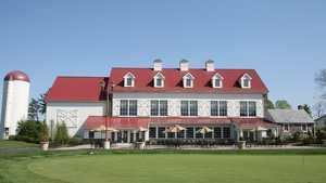 Bella Vista GC: Clubhouse