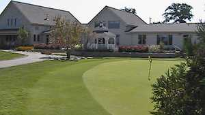 Woodbine GC: Clubhouse