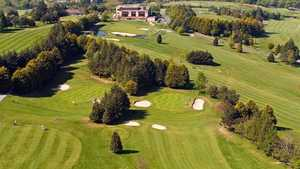 Stackstown GC: Aerial view
