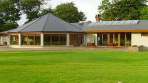 Newbridge GC: Clubhouse