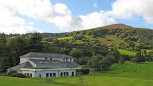 Monmouthshire GC: Clubhouse