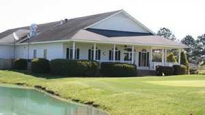 Black Creek GC: Clubhouse