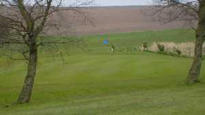 5th green at Alder Root Golf Club
