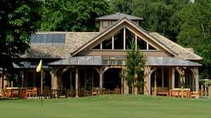 Peover GC: Clubhouse