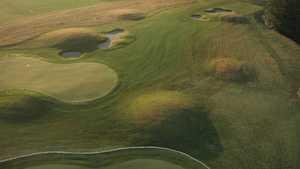 Diners Golf & Country Club Ljubljana: Aerial