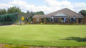 Crowlands Heath GC: Clubhouse