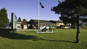 Warley Park GC: Clubhouse