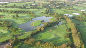 Kendleshire GC: Aerial view