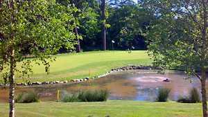 17th hole at Bush Hill Park