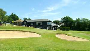 Enfield GC: Clubhouse