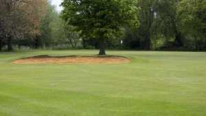Approach at Perivale Park Golf Course
