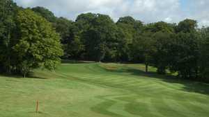 Fairway at Pinner Hill Golf Club