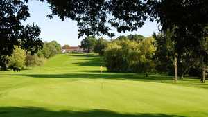 South Herts GC: Clubhouse