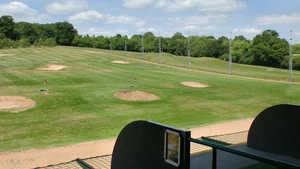Stanmore & Edgware GC: Driving range