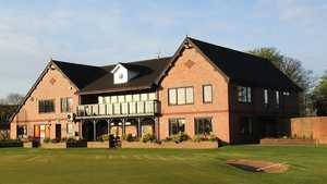 Ashton-on-Mersey GC: Clubhouse