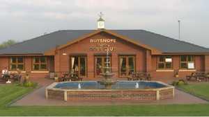 Boysnope Park GC: Clubhouse