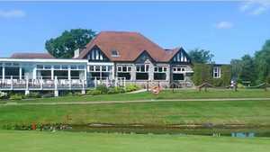 Bramhall GC: Clubhouse