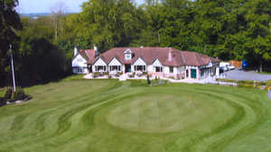 Hale GC: Clubhouse