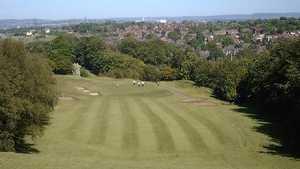 Heaton Park GC: #18