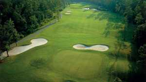 Diamondback Golf Course: Aerial
