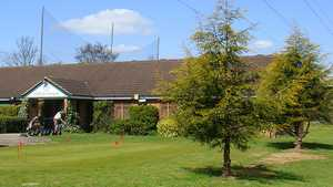 Oxhey Park GC: Clubhouse