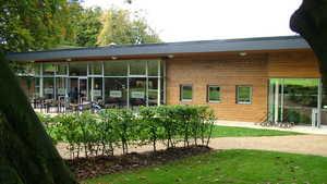 Duxbury Park GC: Clubhouse