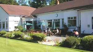 Lytham Green Drive GC: Clubhouse