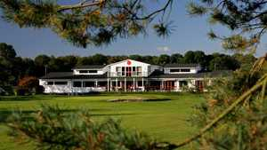 Grange Park: Clubhouse