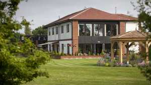 Laceby Manor GC: Clubhouse