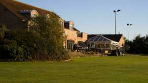 Welton Manor GC: Clubhouse