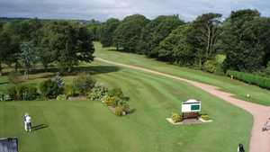Childwall GC: Clubhouse