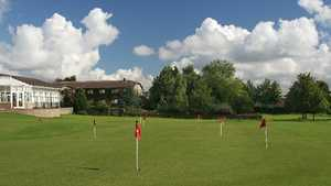 Fosseway GC: Clubhouse