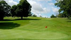 Orchardleigh GC: #12