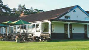 Flempton GC: Clubhouse