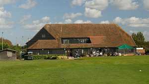 Sunbury GC: Clubhouse