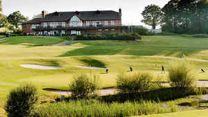 Surrey National GC: Clubhouse