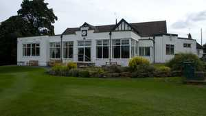 City of Newcastle GC: Clubhouse