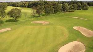 Horsforth's 3rd hole