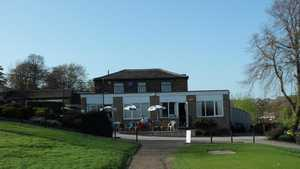 Queensbury GC: Clubhouse