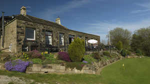 Todmorden GC: Clubhouse