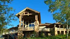 Summit at Cordillera Summit Course: Clubhouse