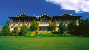 Valley at Cordillera GC: Clubhouse