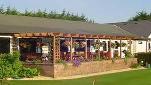 RAF St. Athan GC: Clubhouse