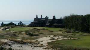 Friar's Head GC: Clubhouse