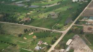Tumbledown Trails GC: Aerial view